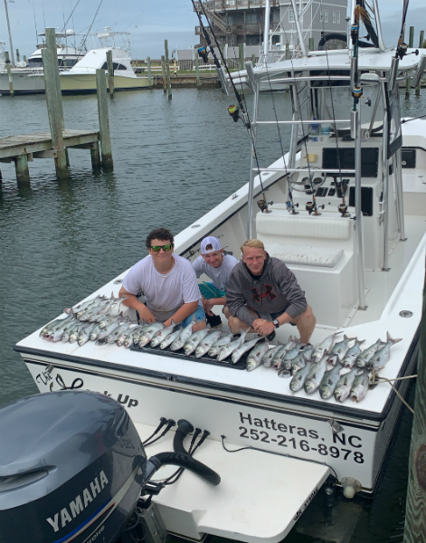 the hook up charter fishing
